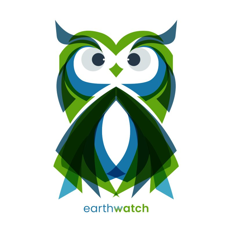 Owl 2020  | Earthwatch Accessories Face Mask by Earthwatch