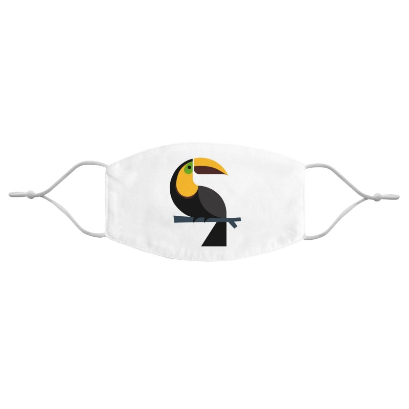 Toucan   Earthwatch Accessories Face Mask by Earthwatch