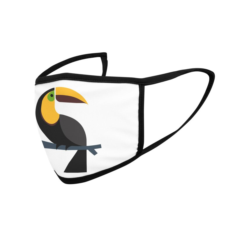 Toucan | Earthwatch Accessories Face Mask by Earthwatch