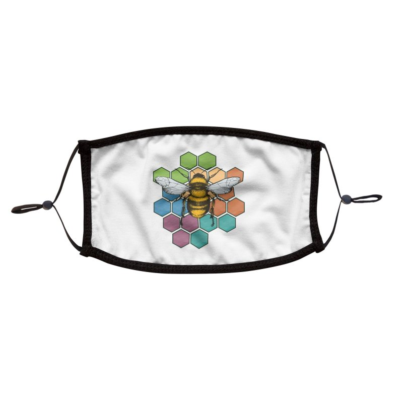 Pollinator | Earthwatch Accessories Face Mask by Earthwatch