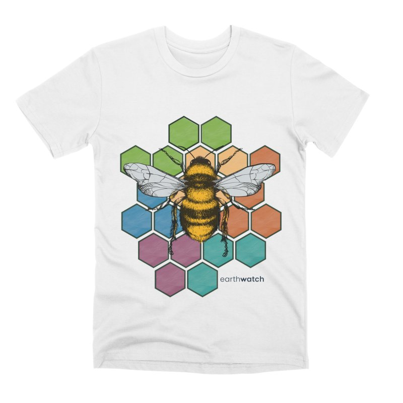 Pollinator   Earthwatch Men's T-Shirt by Earthwatch