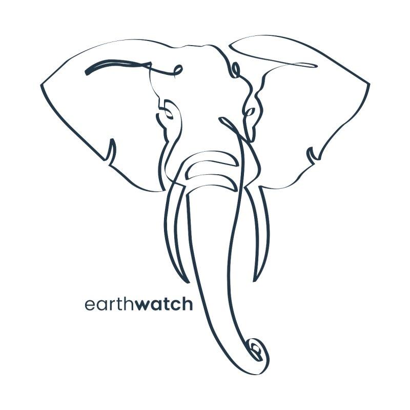 Earthwatch Elephant 2020 Kids Baby T-Shirt by Earthwatch