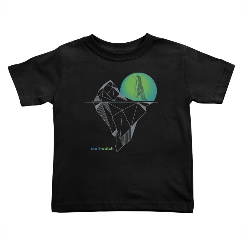Penguin | 2020 Kids Toddler T-Shirt by Earthwatch
