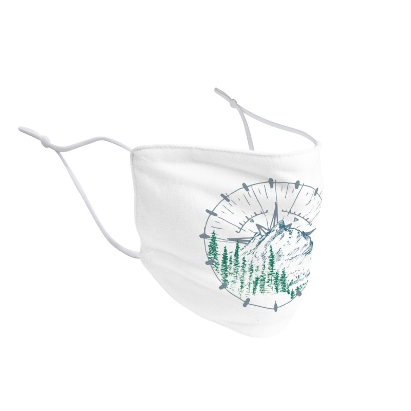 Earthwatch  |  Explorer Accessories Face Mask by Earthwatch