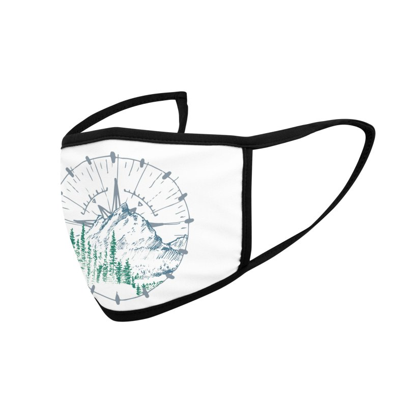Earthwatch     Explorer Accessories Face Mask by Earthwatch