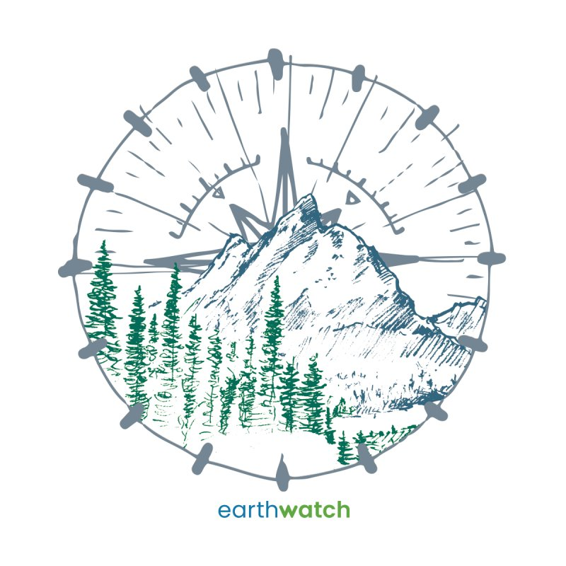 Earthwatch  |  Explorer Men's T-Shirt by Earthwatch