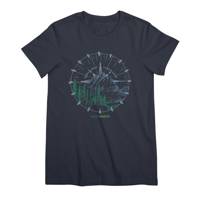 Earthwatch     Explorer Women's T-Shirt by Earthwatch