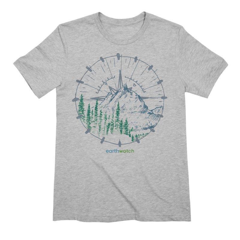 Earthwatch     Explorer Men's T-Shirt by Earthwatch