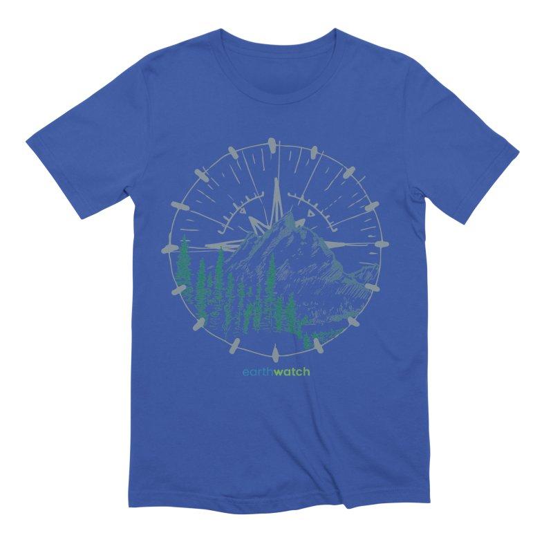 Earthwatch  |  Explorer Men's T-Shirt by Earthwatch