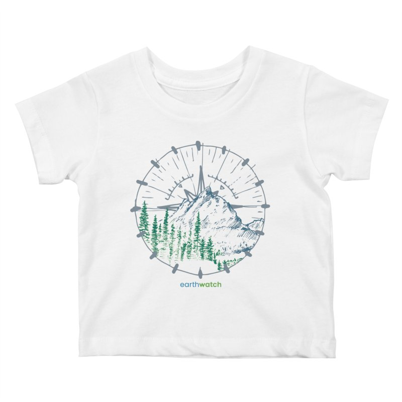 Earthwatch     Explorer Kids Baby T-Shirt by Earthwatch