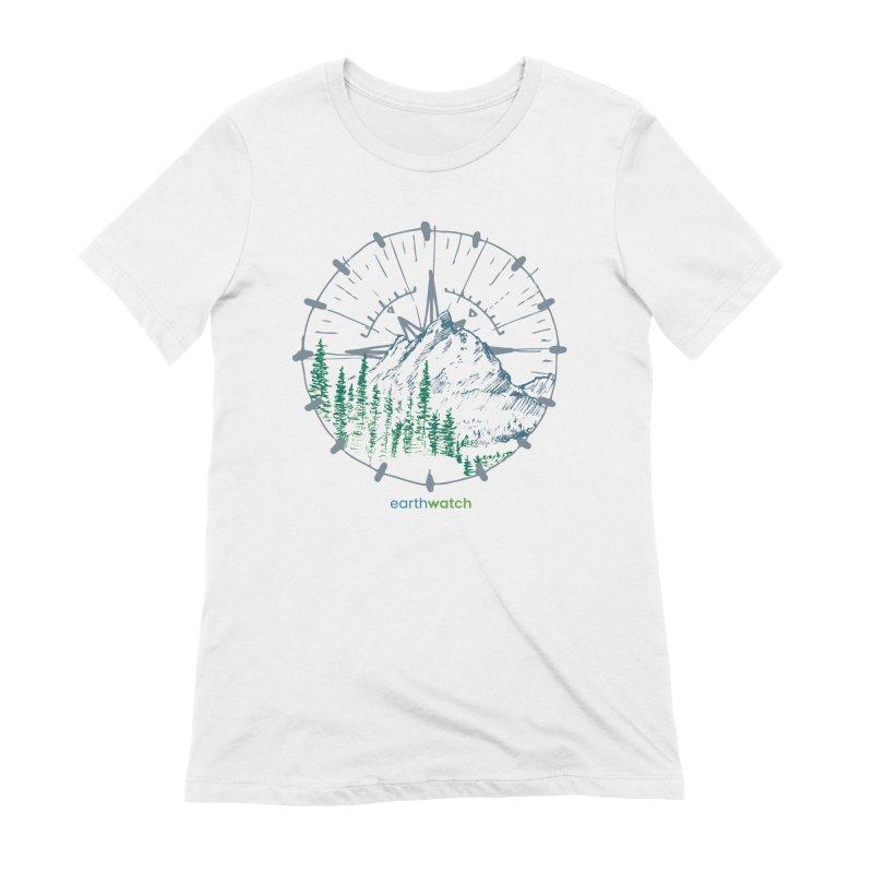 Earthwatch  |  Explorer Women's T-Shirt by Earthwatch