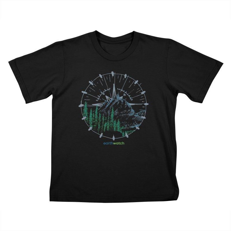Earthwatch     Explorer Kids T-Shirt by Earthwatch