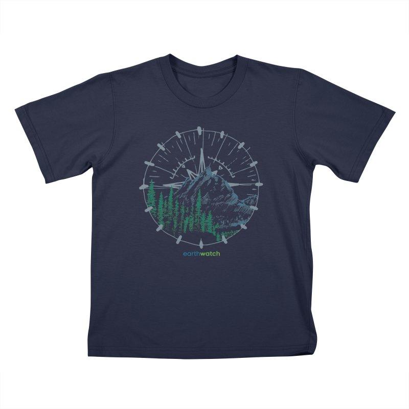Earthwatch  |  Explorer Kids T-Shirt by Earthwatch