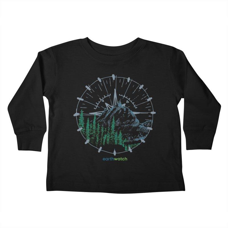 Earthwatch     Explorer Kids Toddler Longsleeve T-Shirt by Earthwatch