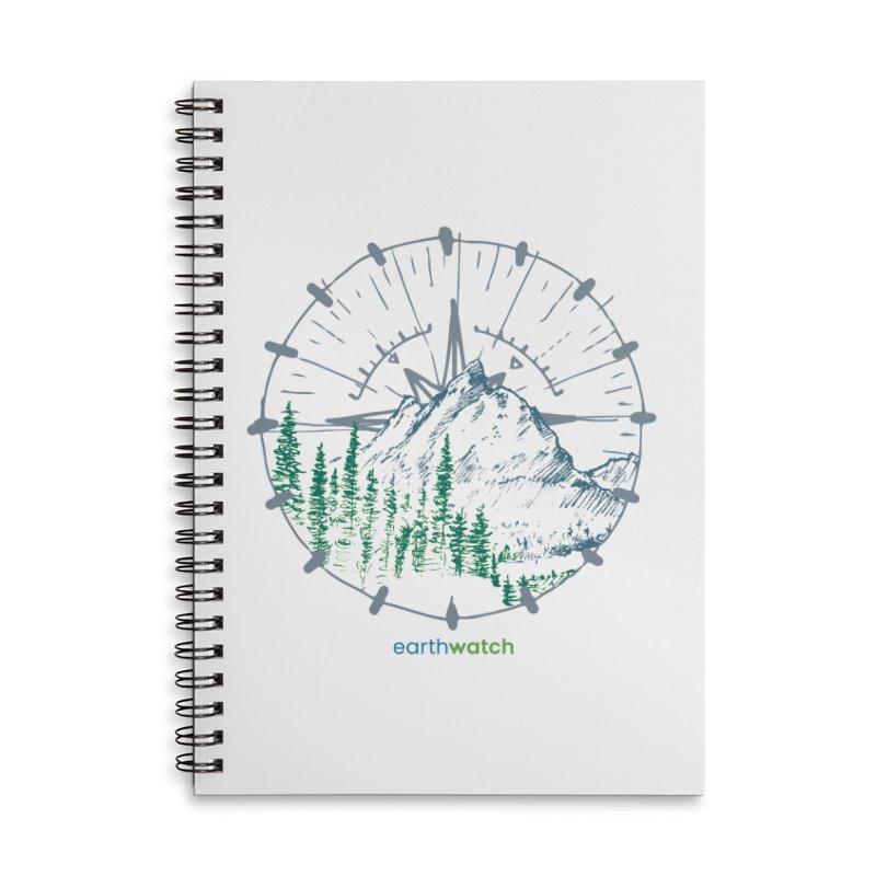 Earthwatch  |  Explorer Accessories Notebook by Earthwatch