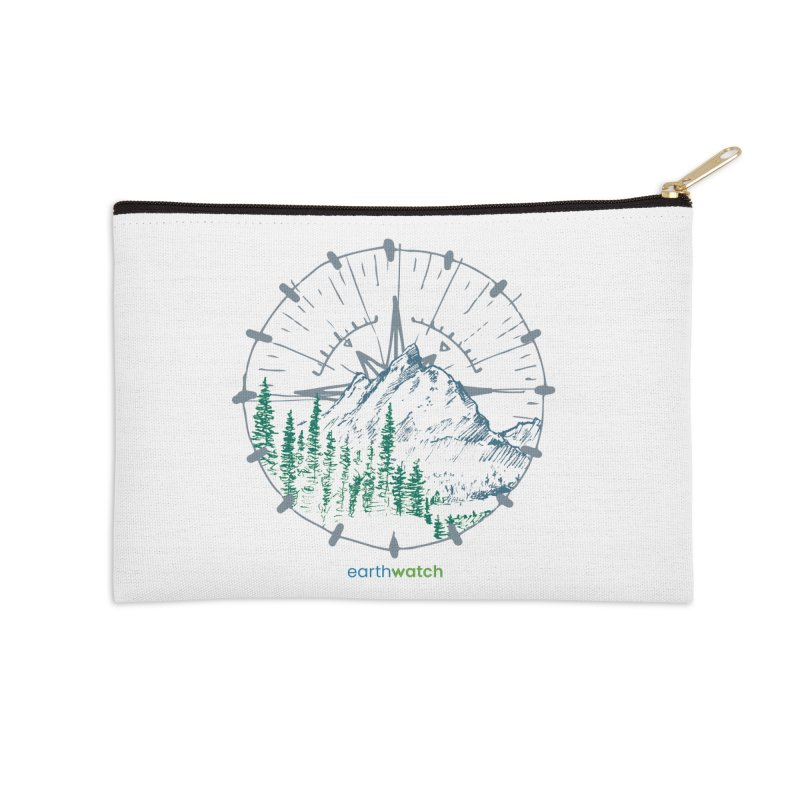 Earthwatch  |  Explorer Accessories Zip Pouch by Earthwatch