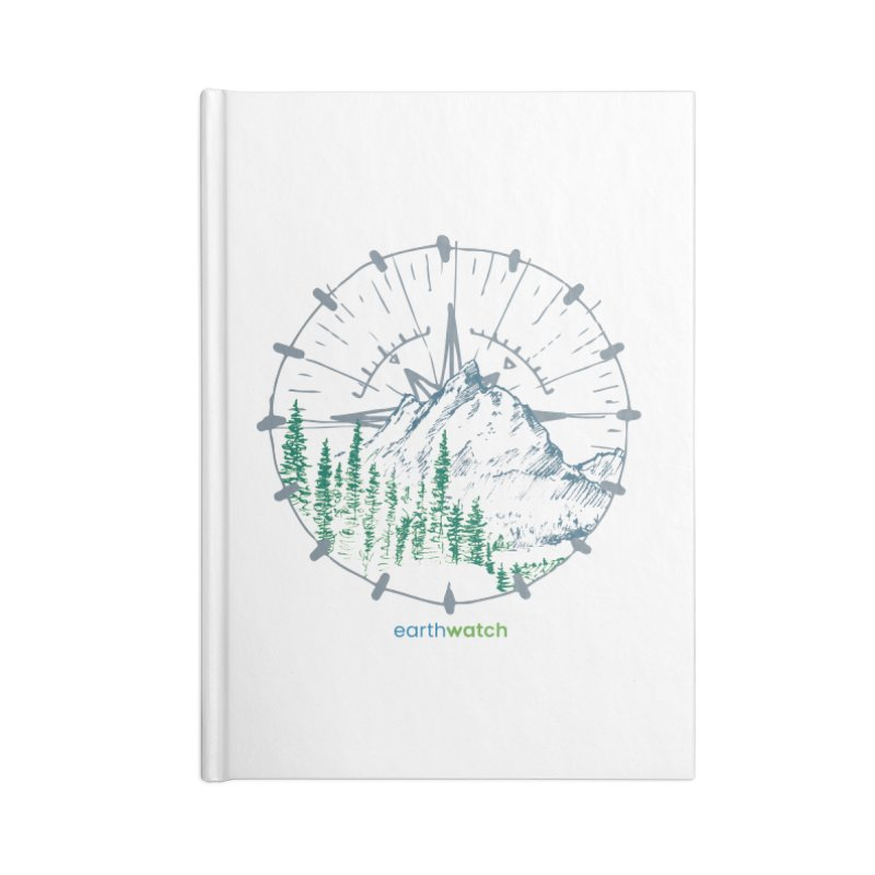 Earthwatch  |  Explorer Accessories Notebook by Earthwatch