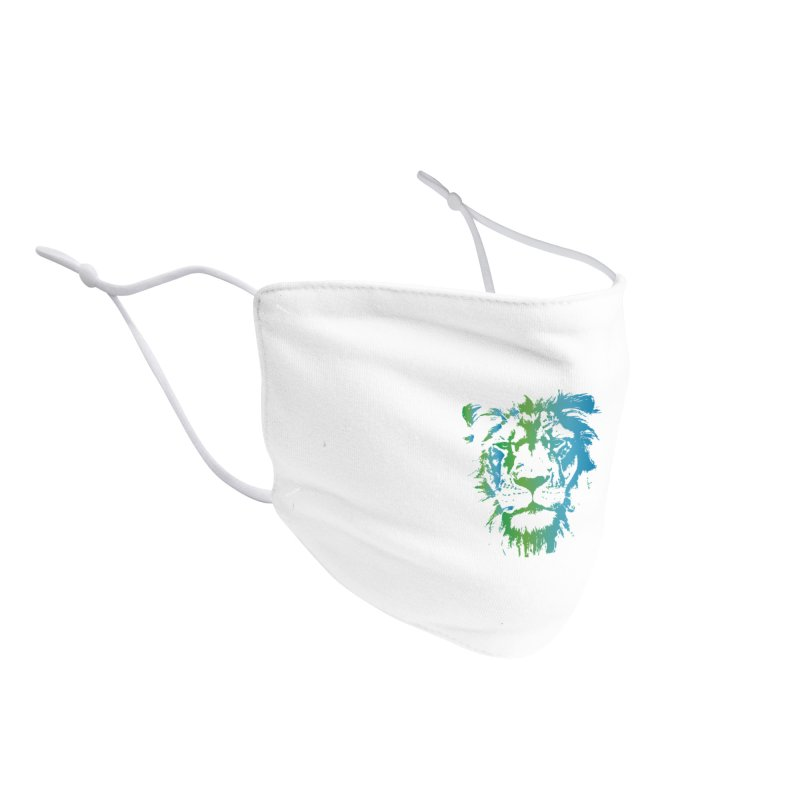 World Lion Day 2020 Accessories Face Mask by Earthwatch