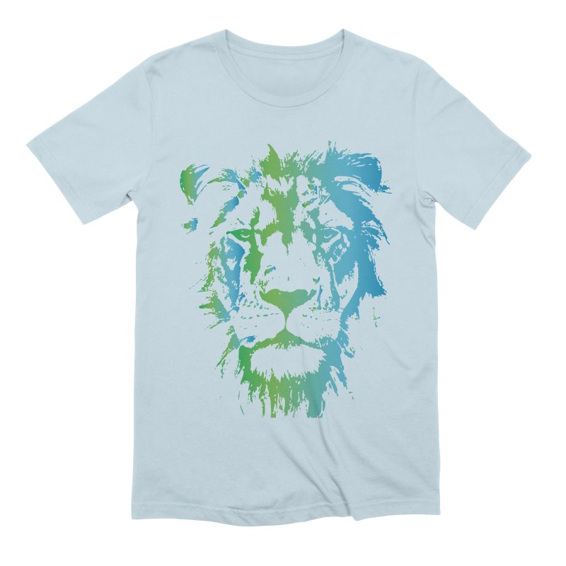 World Lion Day 2020 Men's T-Shirt by Earthwatch