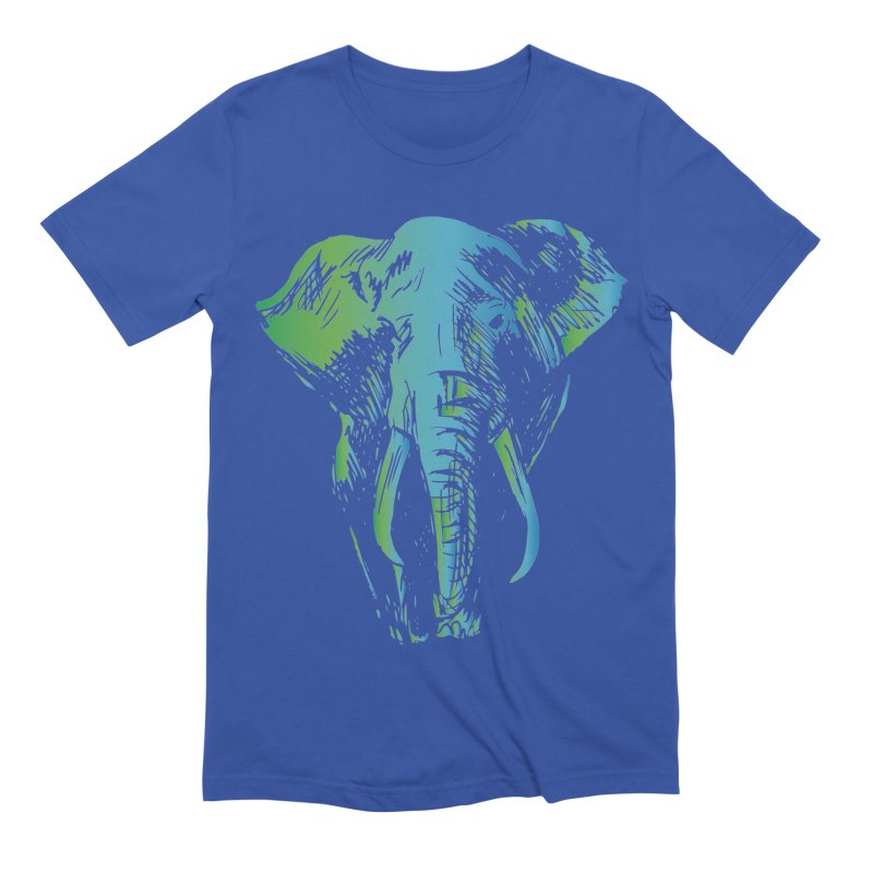 World Elephant Day 2020 Men's T-Shirt by Earthwatch