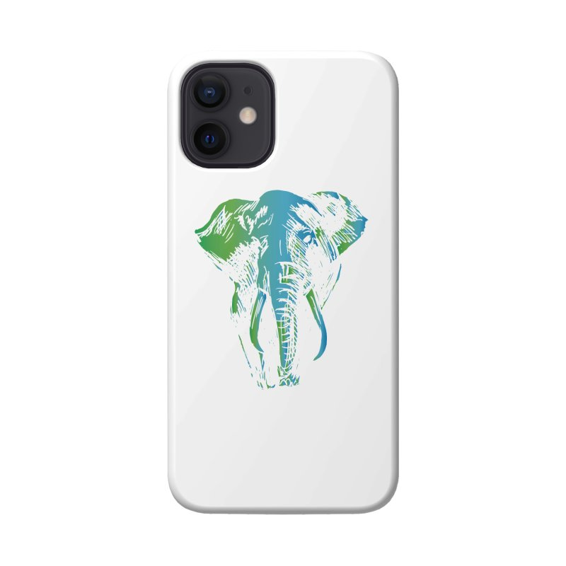 World Elephant Day 2020 Accessories Phone Case by Earthwatch
