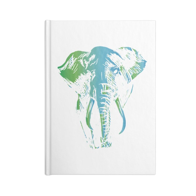 World Elephant Day 2020 Accessories Notebook by Earthwatch