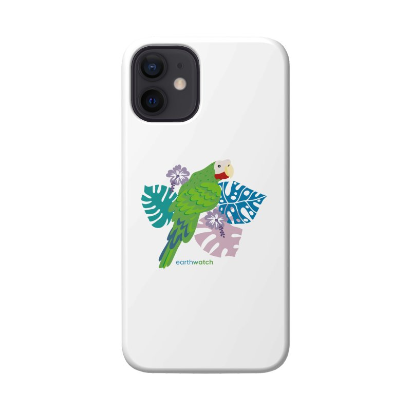 Cuban Amazon Parrot Accessories Phone Case by Earthwatch