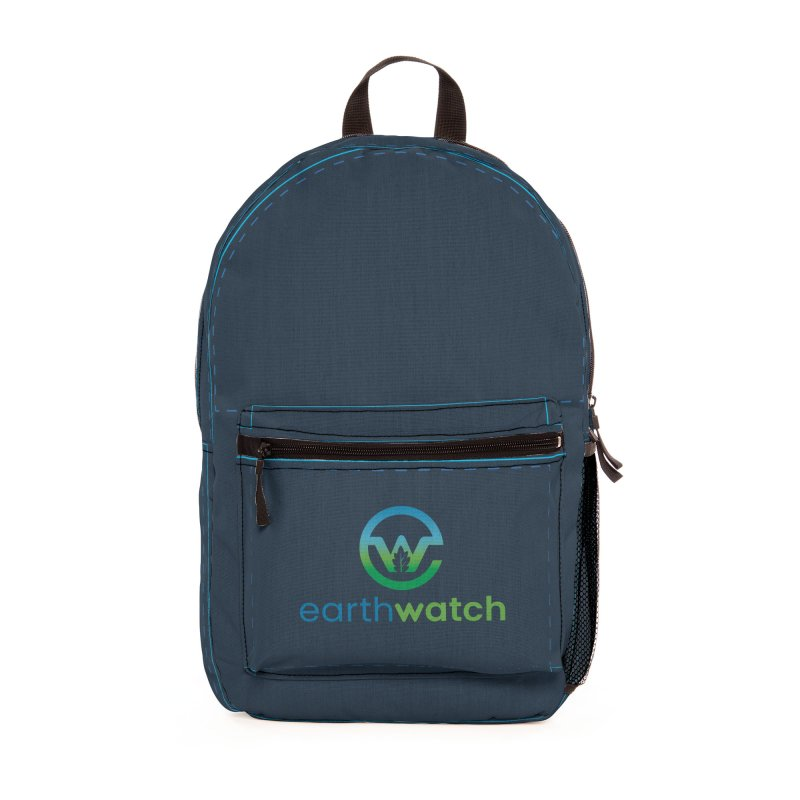 Earthwatch Backpack_Slate Accessories Bag by Earthwatch