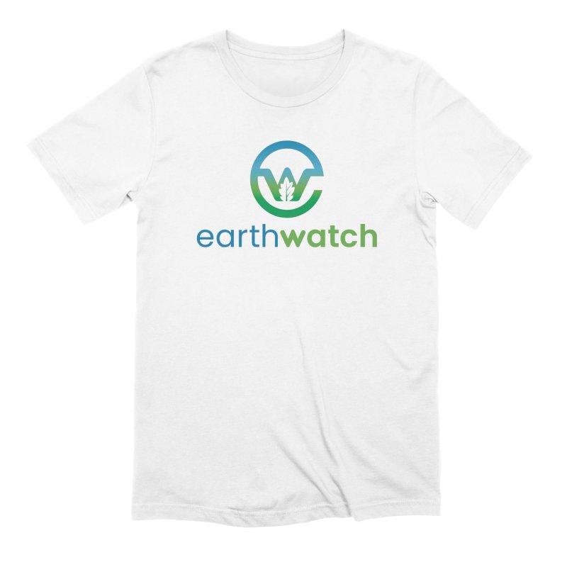 Earthwatch Tshirt Men's T-Shirt by Earthwatch