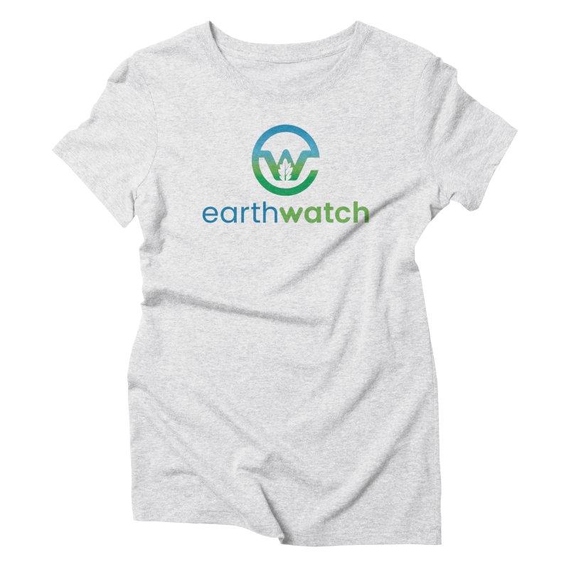 Earthwatch Tshirt Women's T-Shirt by Earthwatch