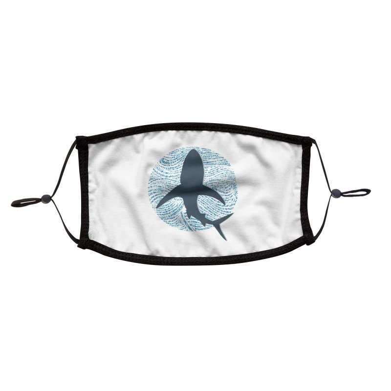 Shark | Earthwatch Accessories Face Mask by Earthwatch