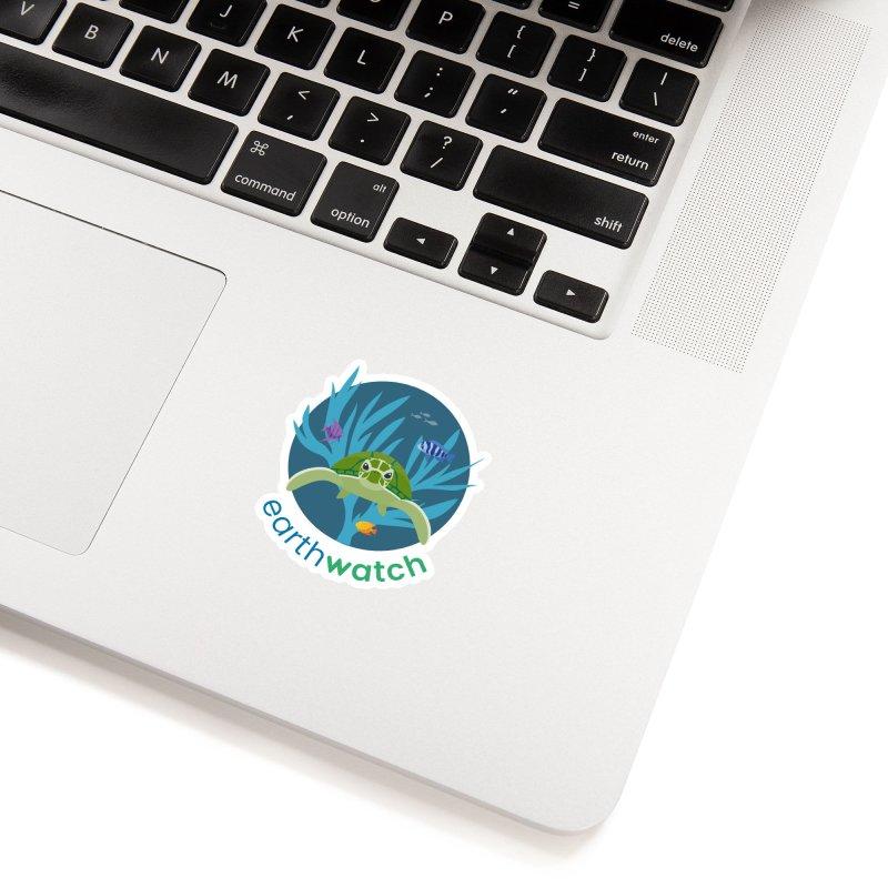 Sea Turtle | Earthwatch Accessories Sticker by Earthwatch