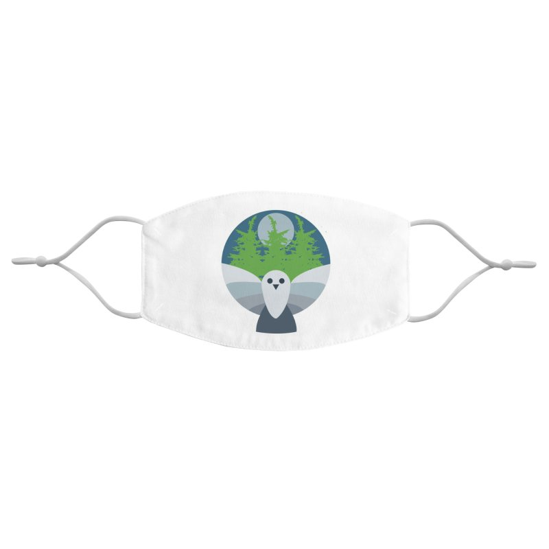 Owl | Earthwatch Accessories Face Mask by Earthwatch
