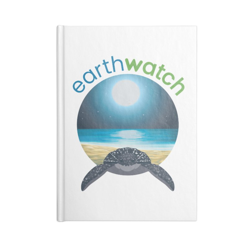 Leatherback   Earthwatch Accessories Notebook by Earthwatch