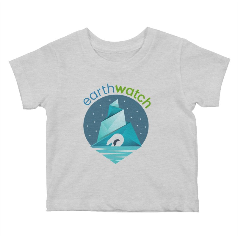 Polar Bear | Earthwatch Kids Baby T-Shirt by Earthwatch
