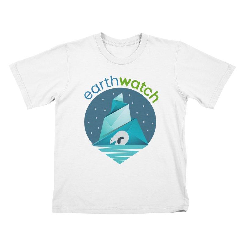 Polar Bear | Earthwatch Kids T-Shirt by Earthwatch