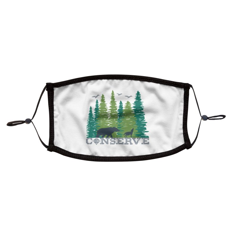 Conserve | Earthwatch Accessories Face Mask by Earthwatch