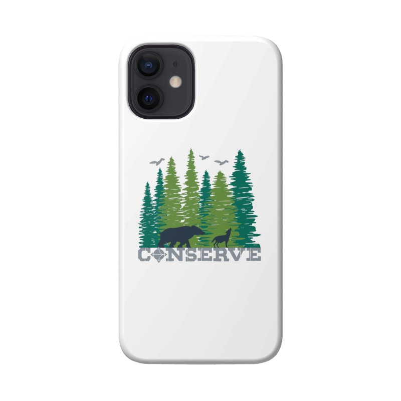 Conserve | Earthwatch Accessories Phone Case by Earthwatch