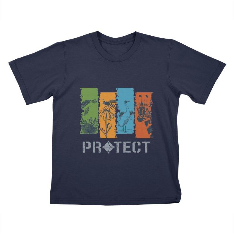 Earth Day | Earthwatch Kids T-Shirt by Earthwatch