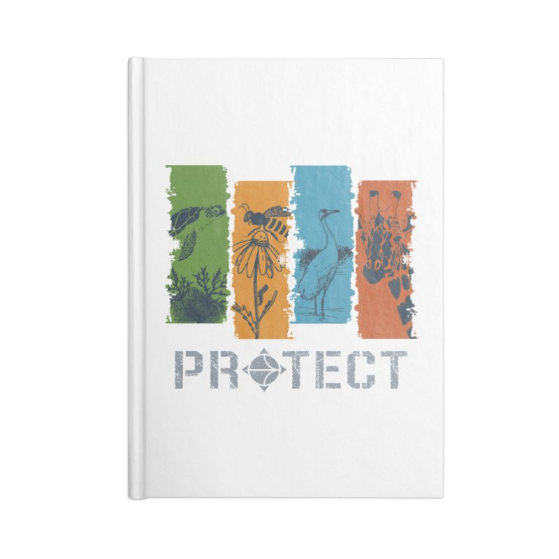 Earth Day | Earthwatch Accessories Notebook by Earthwatch