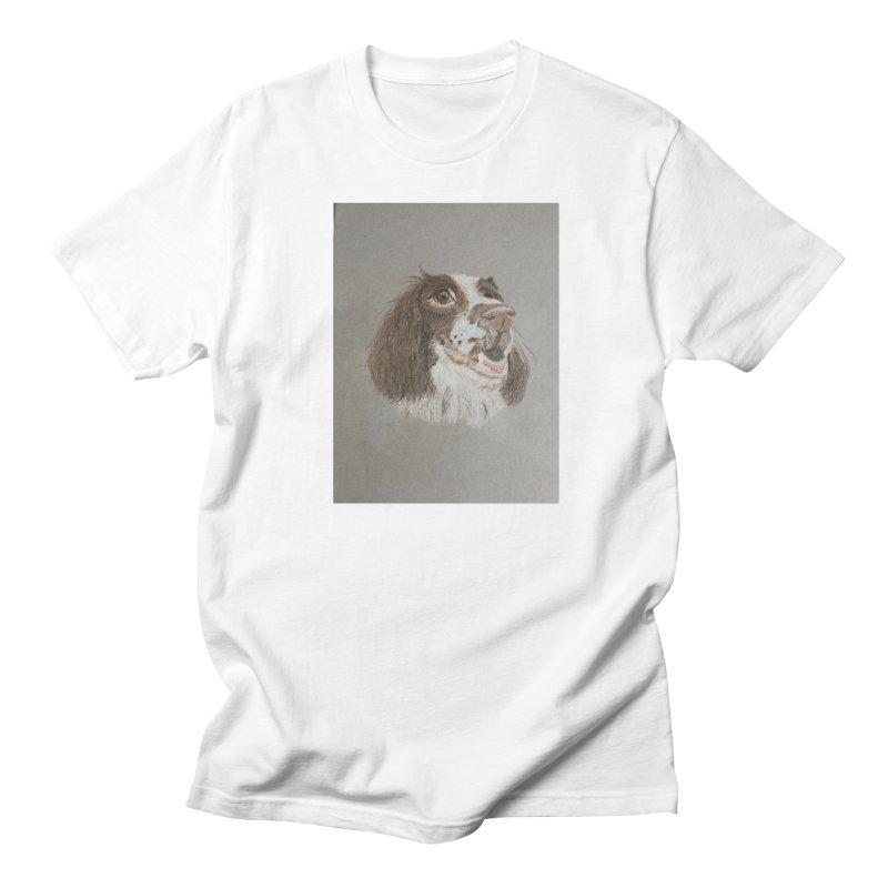 Tilly Men's T-Shirt by EcoArtsWild's Artist Shop