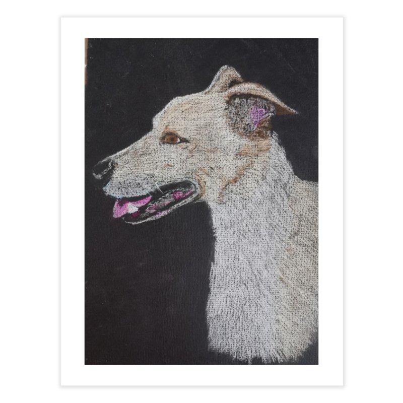 Lucy Home Fine Art Print by EcoArtsWild's Artist Shop