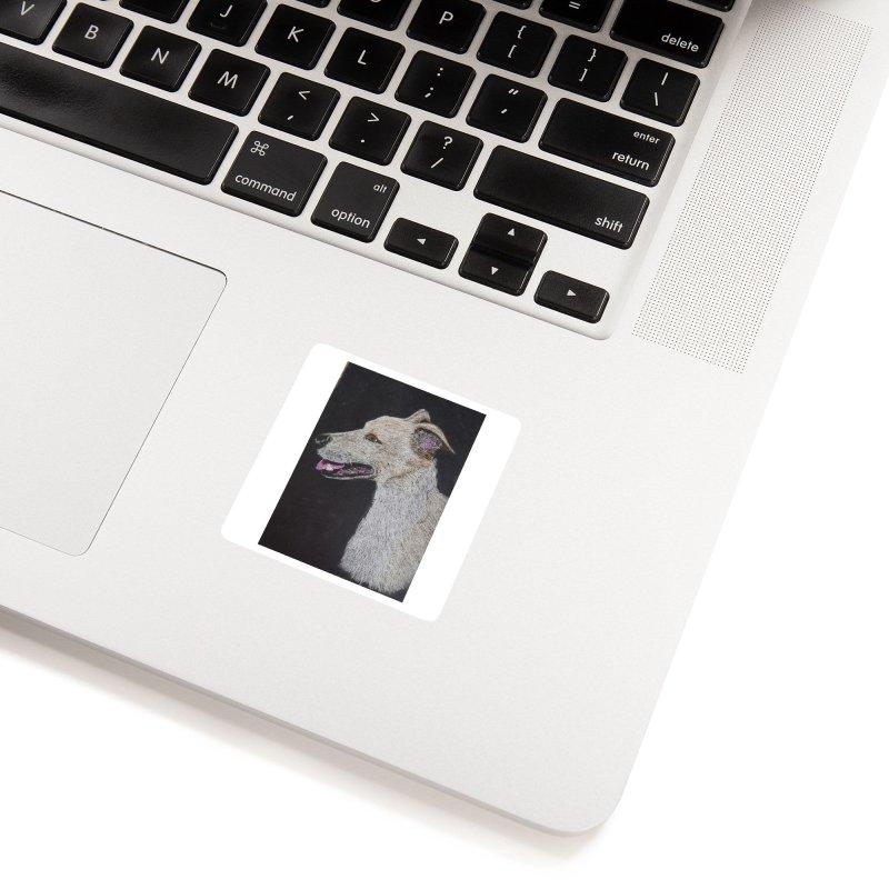 Lucy Accessories Sticker by EcoArtsWild's Artist Shop