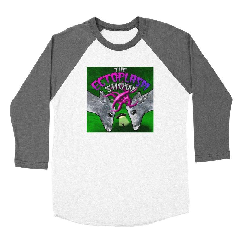 Ruth's Logo Men's Baseball Triblend Longsleeve T-Shirt by EctoplasmShow's Artist Shop