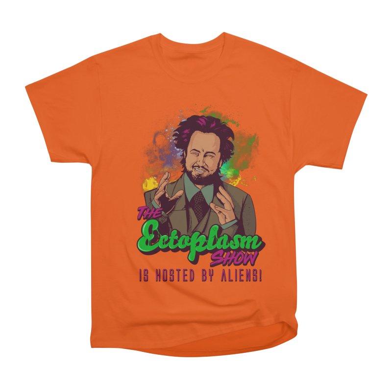 Aliens Light Women's T-Shirt by EctoplasmShow's Artist Shop