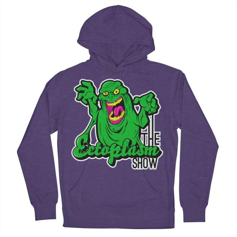 Ectoplasm Logo Dark Women's French Terry Pullover Hoody by EctoplasmShow's Artist Shop