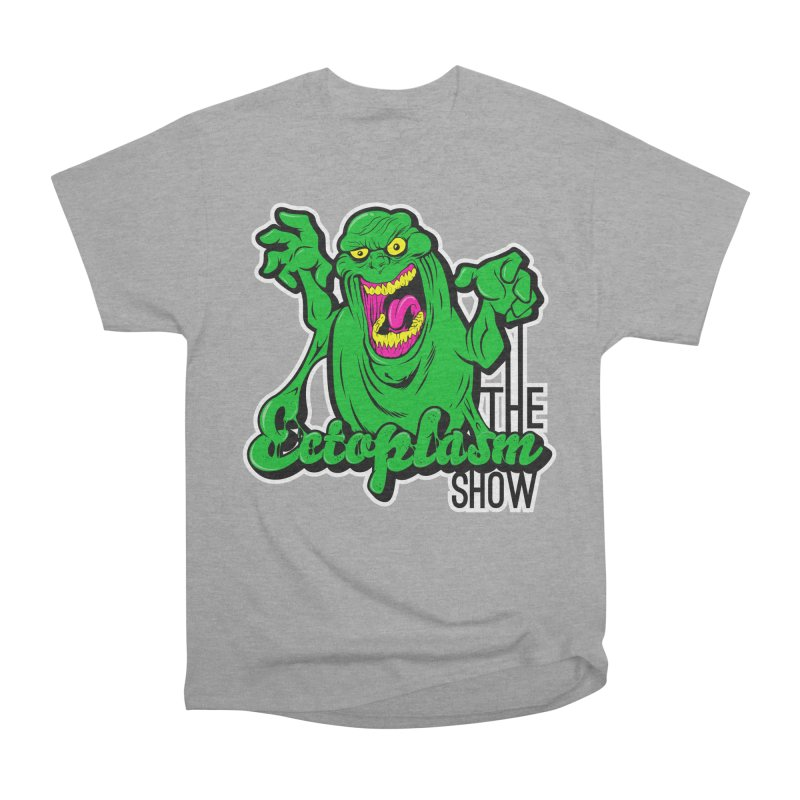 Ectoplasm Logo Dark Men's Heavyweight T-Shirt by EctoplasmShow's Artist Shop