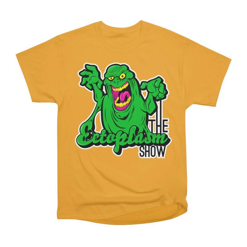 Ectoplasm Logo Dark Men's Heavyweight T-Shirt by EctoplasmShow's Artist Shop