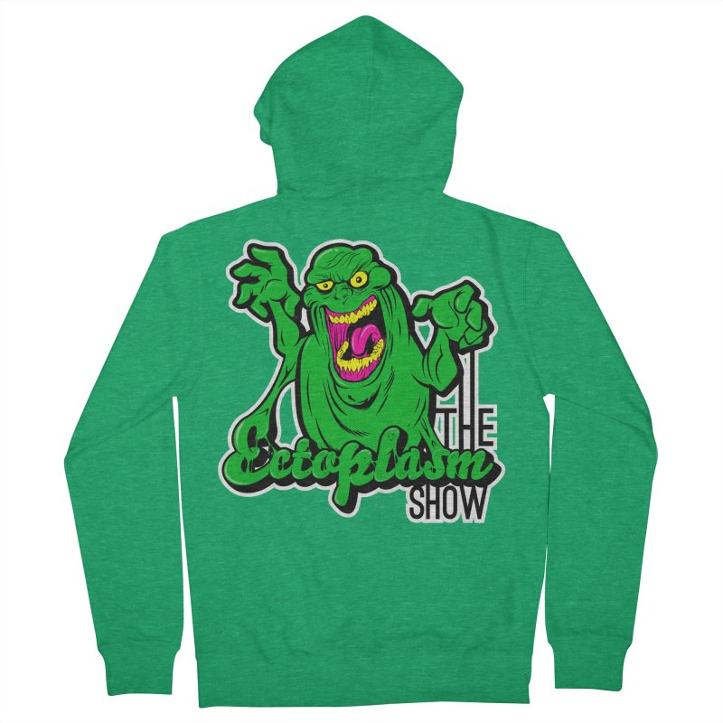 Ectoplasm Logo Dark Women's Zip-Up Hoody by EctoplasmShow's Artist Shop