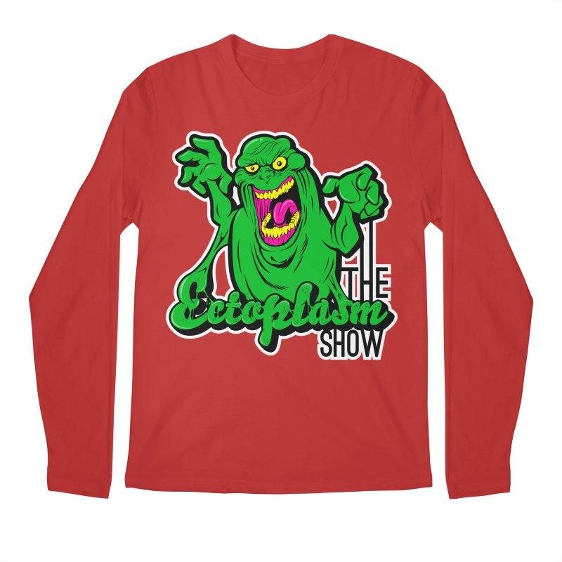 Ectoplasm Logo Dark Men's Regular Longsleeve T-Shirt by EctoplasmShow's Artist Shop